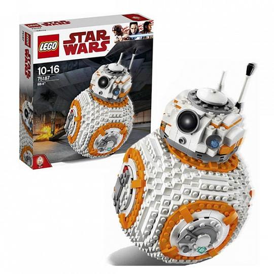 Lego Star Wars 75187 Лего Звездные Войны ВВ-8