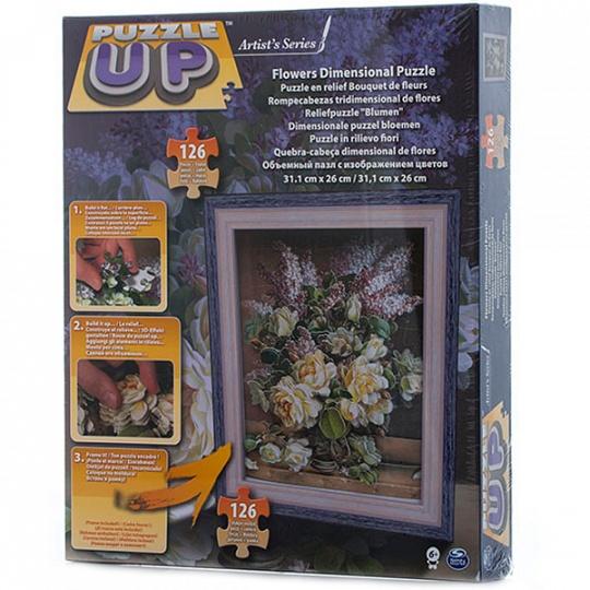 Купить Spin Master 6035361 Настольная игра Пазл-панорама 3D