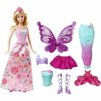 Mattel Barbie DHC39 Барби Сказочная принцесса