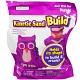 Kinetic sand 71428 Кинетический песок Build - набор из 2 цветов (в ассортименте)