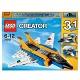 Конструктор Лего Криэйтор 31042 Реактивный самолет