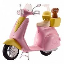 Barbie DVX56 Барби Мопед