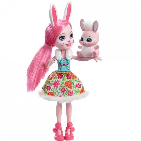 Enchantimals DVH88 Кукла Бри Кроля