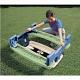 Little Tikes 629969 Литл Тайкс Стол c двумя скамейками