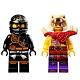 Lego Ninjago 70747 Лего Ниндзяго Скорострельный истребитель Коула