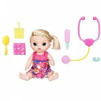 Hasbro Baby Alive C0957 Малышка у врача