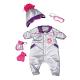 Zapf Creation Baby born 818-022 Бэби Борн Одежда Снежная зима