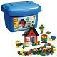 Конструктор Lego System 6161 Коробка с кубиками