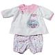 Zapf Creation Baby Annabell 791-059 Бэби Аннабель Повседневная одежда (в ассортименте)
