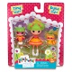 Lalaloopsy Mini 534099 Лалалупси Мини Супергерой с сестрёнкой