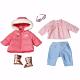 Zapf Creation Baby Annabell 793-961 Бэби Аннабель Одежда зимняя с сапожками
