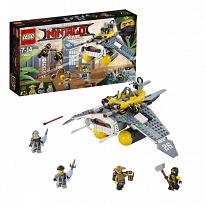 Lego Ninjago 70609 Лего Ниндзяго Бомбардировщик Морской дьявол