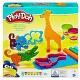 "Hasbro Play-Doh B1168 Игровой набор пластилина ""Веселое Сафари"""