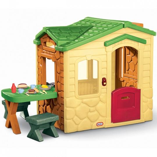 Little Tikes 172298 Игровой домик Пикник