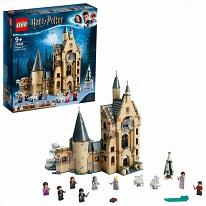 LEGO Harry Potter 75948 Конструктор ЛЕГО Гарри Поттер Часовая башня Хогвартса