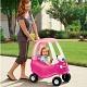 Little Tikes 630750 Литл Тайкс Каталка Машина, розовая