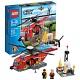 Lego City 60010 Лего Город Пожарный Вертолёт