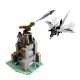 Конструктор Dragons Ionix 67106 Дрэгонс Ионикс Сторожевая башня острова Олух