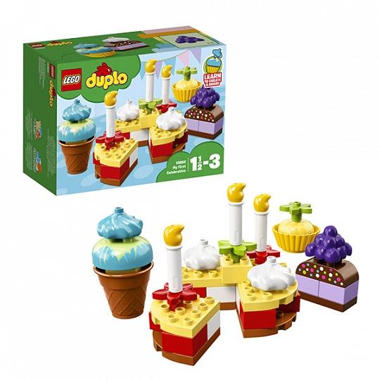 Лего Дупло 10862 Мой первый праздник