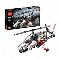 Lego Technic 42057 Лего Техник Сверхлёгкий вертолёт