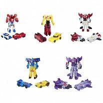 Hasbro Transformers C0628 Трансформеры роботы под прикрытием: Крэш-Комбайнер (в ассортименте)