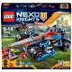 Lego Nexo Knights 70315 Лего Нексо Устрашающий разрушитель Клэя