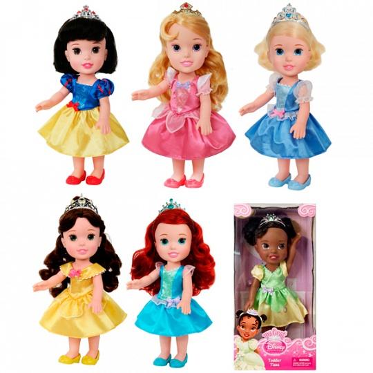 Купить Disney Princess 751170 Принцессы Дисней Малышка 31 см (в ассортименте)