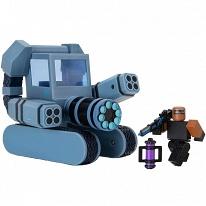 Roblox ROB0340 Фигурка героя с транспортным средством Tower Battles: ZED с аксессуарами