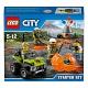 Lego City 60120 Лего Город Набор для начинающих Исследователи Вулканов