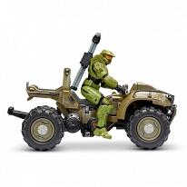 HALO HLW0013 Фигурка героя с транспортным средством с аксессуарами (в ассортименте)