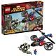 Конструктор Lego Super Heroes 76016 Лего Супер Герои Спасательная операция на вертолете Человека-Паука