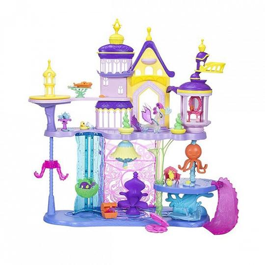 My Little Pony C1057 Май Литл Пони Игровой набор Волшебный Замок