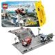 Lego Racers 8198 Лего Гонки Столкновение на рампе
