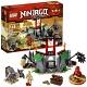 Lego Ninjago 2254 Лего Ниндзяго Горный склеп