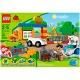 Лего Дупло 6136 Мой первый Зоопарк
