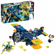 LEGO Hidden Side 70429 Конструктор ЛЕГО Трюковый самолёт Эль-Фуэго