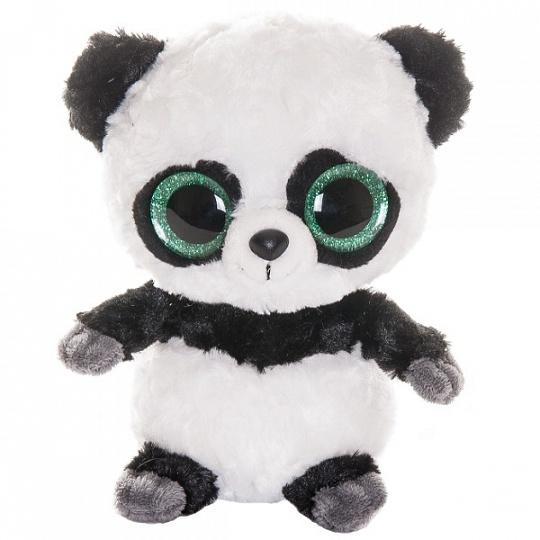 Юху и его друзья 67-209 Панда, 20 см, блестящие глазки