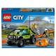 Lego City 60121 Лего Город Грузовик Исследователей Вулканов