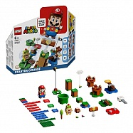 """LEGO Super Mario 71360 Конструктор ЛЕГО Супер Марио Стартовый набор """"Приключения вместе с Марио"""""""
