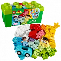 LEGO DUPLO 10913 Конструктор ЛЕГО ДУПЛО Коробка с кубиками