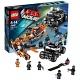 Конструктор Лего Кино 70808 Погоня на супермотоциклах