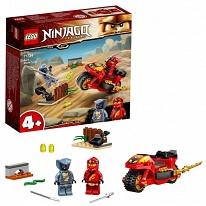 LEGO Ninjago 71734 Конструктор ЛЕГО Ниндзяго Мотоцикл Кая