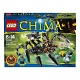 Конструктор Lego Legends of Chima 70130 Лего Легенды Чимы Паучий охотник Спарратуса