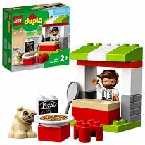 LEGO DUPLO 10927 Конструктор ЛЕГО ДУПЛО Киоск-пиццерия