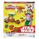 Play-Doh B0001 Транспортные средства героев Звездных войн, в ассортименте