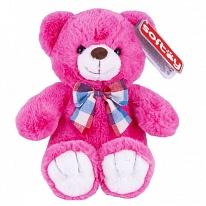 SOFTOY C1716422-4 Медведь розовый 30 см
