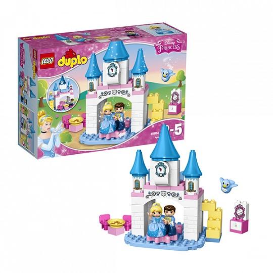Купить Lego Duplo 10855 Лего Дупло Волшебный замок Золушки
