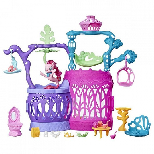 My Little Pony C1058 Май Литл Пони Игровой набор Замок
