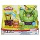 Hasbro Play-Doh B0308 Игровой набор Битва Халка