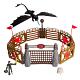 Игрушка Dragons 66589 Как приручить дракона Игровой набор Арена